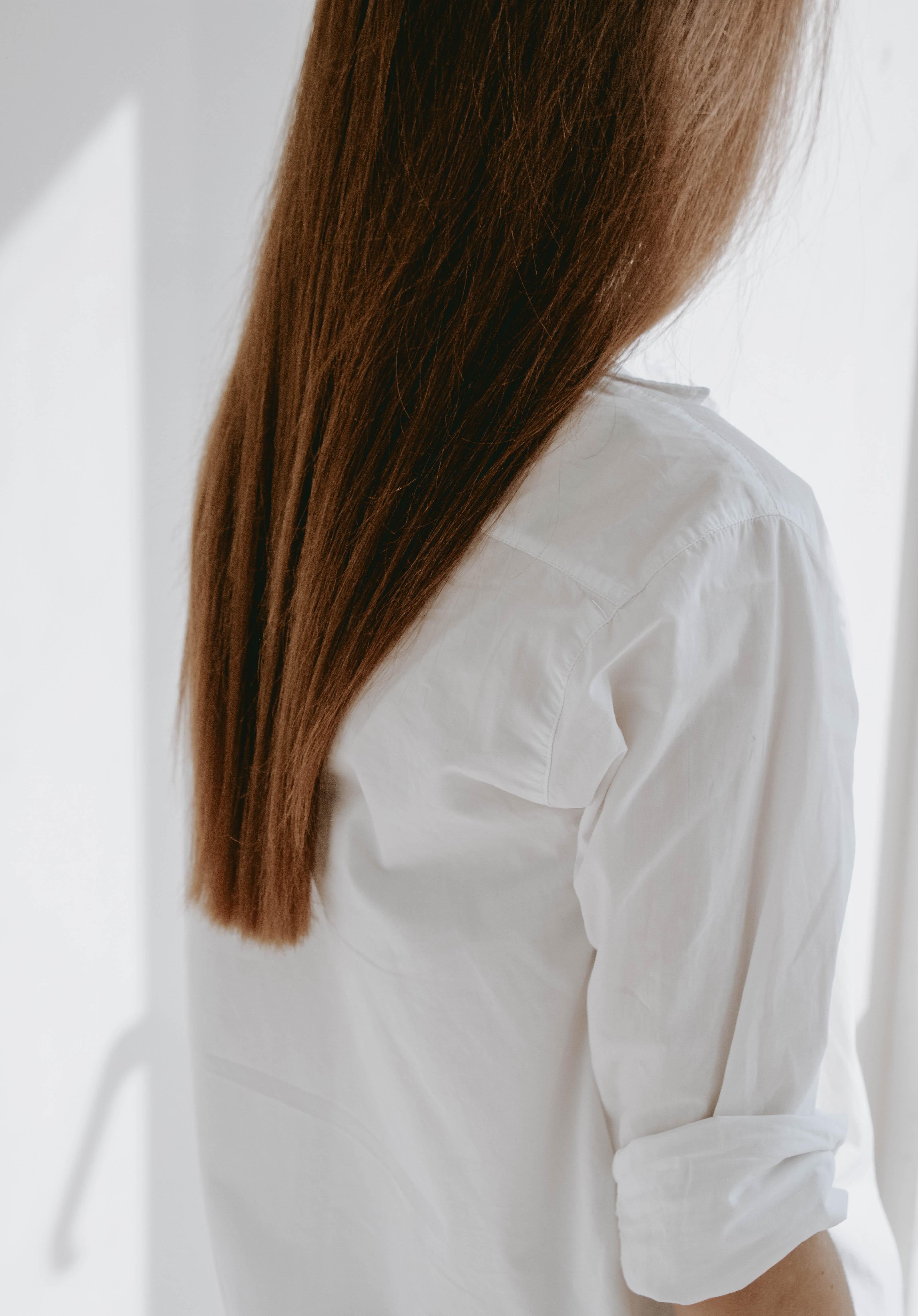 duỗi tóc quá nhanh